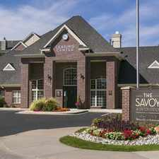 Rental info for The Savoy at Dayton Station