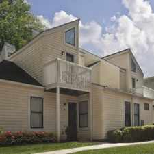 Rental info for MontclaireEstates in the Montclaire South area