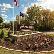 Rental info for Woodlands of Minnetonka