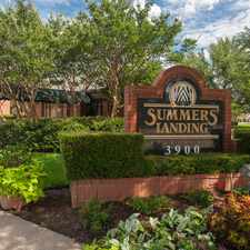 Rental info for Summers Landing