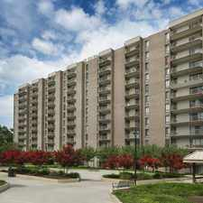 Rental info for Circle Towers in the Fairfax area