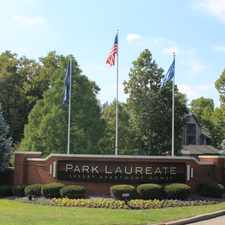 Rental info for Park Laureate in the Louisville-Jefferson area