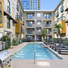 Rental info for Gables West Avenue Austin