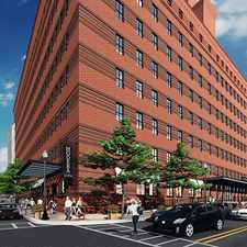 Rental info for Modera Lofts in the Jersey City area