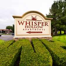 Rental info for Whisper Hollow in the Maryland Heights area
