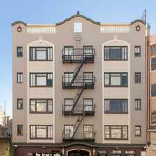 Rental info for 755 O'FARRELL in the San Francisco area