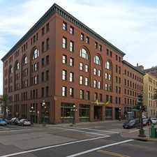 Rental info for Lowertown Lofts Apartments in the Downtown area
