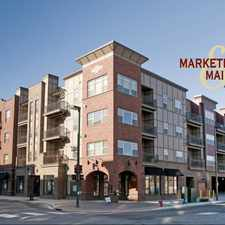 Rental info for Marketplace & Main Apartments