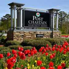 Rental info for Post Chastain in the East Chastain Park area
