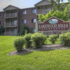 Rental info for Lakewood Hills in the White Bear Lake area