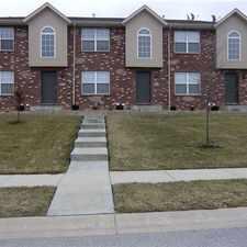 Rental info for Osborn Homes, Inc.