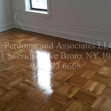 Rental info for Newly Renovated 1 Bed 1 Bath located on White Plains Rd in the Van Nest area