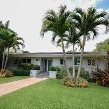 Rental info for Miami Shores Contemporary