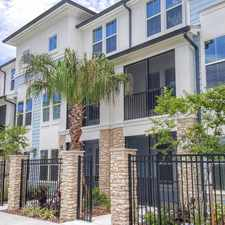 Rental info for Elan Audubon Park