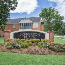 Rental info for Jefferson Place