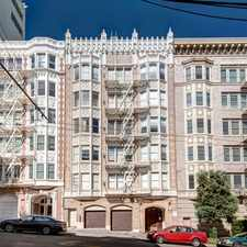 Rental info for 1840 Clay in the Pacific Heights area