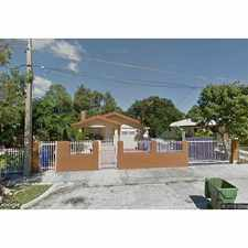 Rental info for 225 NW 34th Ter 225 NW 34th Ter Miami, FL 33127-3432 in the Allapattah area