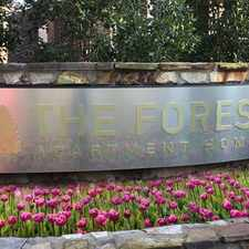 Rental info for Forest Apts