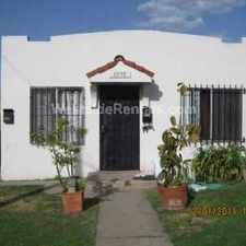 Rental info for 4 bedroom 1 bath house in the Logan Heights area