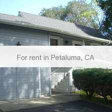 Rental info for Outstanding Opportunity To Live At The Petaluma City Club