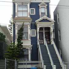 Rental info for 1443 Broderick Street in the Lower Pacific Heights area