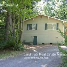 Rental info for 100 34th Street in the Sehome area