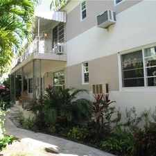 Rental info for 1431 Lincoln Ter, #3 32, Miami-Dade County #3
