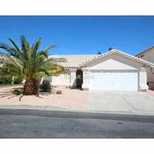 Rental info for 28 Trailside Court in the Green Valley South area
