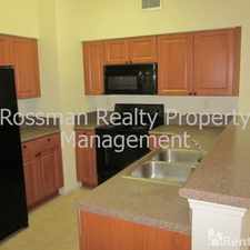 Rental info for Nice condo in Oasis Community