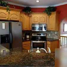 Rental info for Bright & Sunny custom brick waterfront home with Private Dock.