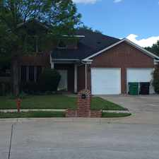 Rental info for 1900 Fairhaven Ct. Flower Mound, TX