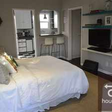 Rental info for Fountain Ave in the West Hollywood area