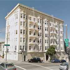 Rental info for 990 Fulton St in the Western Addition area