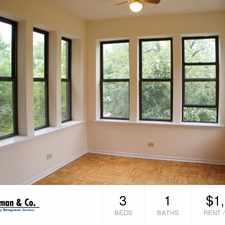 Rental info for 2319 North Kedzie Avenue #2319 - 3R