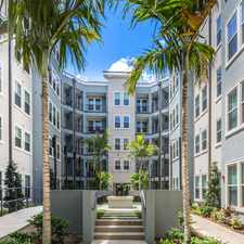 Rental info for Novus Westshore in the Tampa area