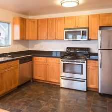 Rental info for 1855 10TH AVENUE