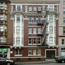 Rental info for 925 Geary in the Lower Nob Hill area