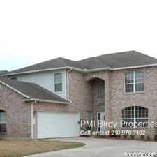Rental info for 21122 SIMI VALLEY DR in the San Antonio area