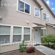 Rental info for 1304 S Ivy St C