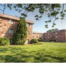 Rental info for COURTYARD PRINCETON PLACE in the Worcester area