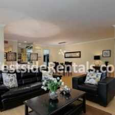 Rental info for Spacious contemporary style second level condominium unit. in the Verdugo Viejo area