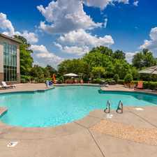 Rental info for Hideaway Lake Luxury Apartments in the Charlotte area