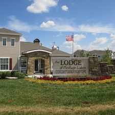 Rental info for The Lodge at Heritage Lakes
