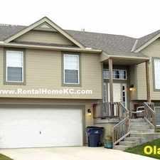 Rental info for 109 N Cedar Hills St
