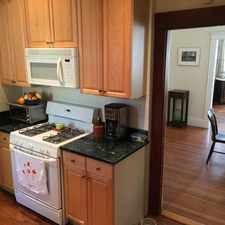 Rental info for 5 Cooney Street #1 in the Mid-Cambridge area