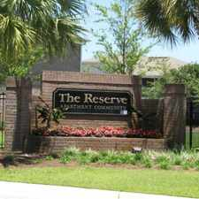 Rental info for Reserve Apartments