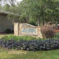 Rental info for Wellspring
