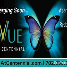 Rental info for Vue at Centennial