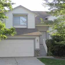 Rental info for 12262 Wolff Drive