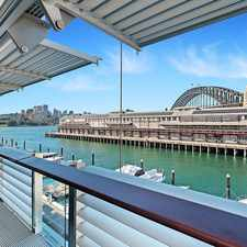 Rental info for THE PIER | Water-front living | Unfurnished